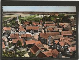 CPSM Berstett  Edition Lapie N°6 Le Centre Du Village - Andere Gemeenten