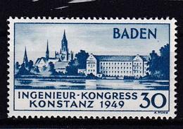 Französische Zone, Baden 46** (T 15523) - Zona Francesa
