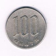 100 YEN 1972 JAPAN  /2431/ - Japan