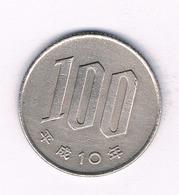 100 YEN 1998 JAPAN  /2432/ - Japan