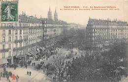 20-4718 : SERIE TOUT PARIS. N° 945. LE BOULEVARD VOLTAIRE AU CARREFOUR DU BOULEVARD RICHARD-LENOIR. - Arrondissement: 11