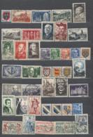 41 TIMBRES FRANCE - Sammlungen