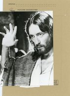 """Photo Originale .   Le Comédien  ROBERT POWELL   Dans """" Jésus De Nazareth """" - Berühmtheiten"""