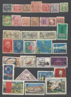 59 TIMBRES CUBA - Cuba