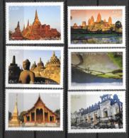 2015 - 890 à 891**MNH - Patrimoine Mondial, Asie Du Sud-est - Centre International De Vienne