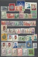 44 TIMBRES MAROC - Maroc (1956-...)