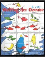 2013 - 784 à 795**MNH - Journée De L'océan - Centre International De Vienne