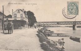 91--JUVISY-SUR- ORGE--LE QUAI GAMBETTE--VOIR SCANNER - Juvisy-sur-Orge