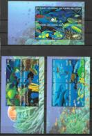 2010 - 663 à 686**MNH - Une Planète Un Océan - Centre International De Vienne