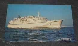 """C/E """" Tassili """" Compagnie Nationale Algérienne De Navigation :::: Bateaux - Paquebots ----------- 526 - Paquebots"""