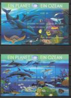 2010 - 655 à 662**MNH - Une Planète Un Océan - Centre International De Vienne