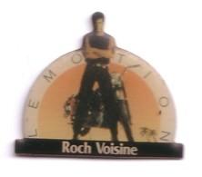 RR309 Pin's Musique Chanteur Rock Voisine Canada Le Motion Moto Achat Immédiat - Personajes Célebres