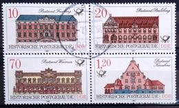 ALLEMAGNE Rep.Démocratique                  N° 2687/2690                        OBLITERE - Used Stamps