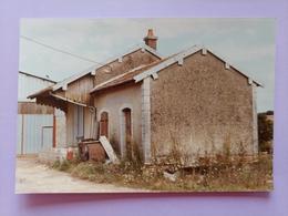 Photo Gare De Confracourt 1983 Haute Saône Franche Comté - Frankreich