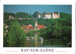 RAY SUR SAONE - Vue - Péniche - Autres Communes