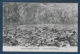 Une Ville Thibétaine , BATHANG - Tibet
