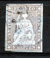 Mi Nr 13 - Gest/obl. - (ref. 2048) - Used Stamps