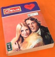 Bandes Déssinées   Célia   Ne Pars Pas  Coeurs Torturés   (1979)   N°1113  Romantic Pocket - Arédit & Artima