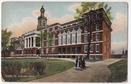 Norfolk - Vincents Hospital /P26/ - Norfolk