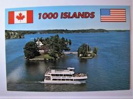 CANADA - ONTARIO - 1000 Islands - Non Classificati