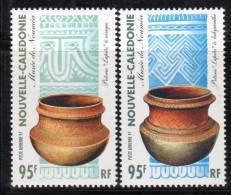 NOUVELLE CALEDONIE - PA N° 343/4  ** (1997) - Poste Aérienne