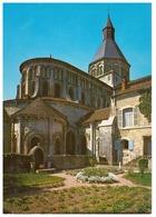 LA CHARITE-SUR-LOIRE. L'Abside De L'Eglise Ste Croix Notre-Dame XII ème Siècle - La Charité Sur Loire