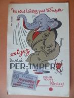 Buvard  Tissus PER-IMPER - Buvards, Protège-cahiers Illustrés