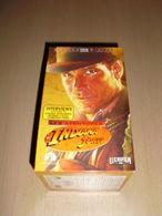 LES AVENTURES D'INDIANA JONES VHS (coffret 4 Cassettes) Harrison Ford Lucasfilm - Actie, Avontuur