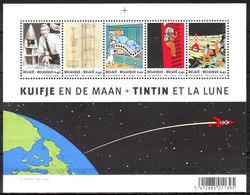 BL109**  Tintin Et La Lune - Bonne Valeur - MNH** - LOOK!!!! - Blocks & Sheetlets 1962-....
