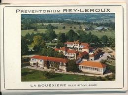 LA BOUEXIERE (35. Ille Et Vilaine) POCHETTE De 5 Cartes Postales. Préventorium Rey-Leroux. Animée, Vie Des Enfants - Other Municipalities
