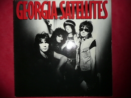 LP33 N°3011 - GEORGIA SATELLITES - 960 496-1 - ROCK SOUTHERN - Rock