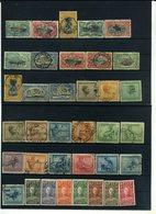 Congo Belga, Lotto Francobolli Nuovi (*) E Usati - Collezioni