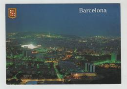"ESTADIO - STADIUM - STADE - STADIO - STADION.- "" NOU CAMP "" .-BARCELONA ( CATALUÑA ) - Stadi"