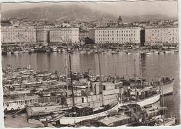 R 3  Bateau : Marseille , Le  Port - Boten