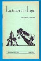 ©1972 J Tillie STEENVOORDE Vaneecke PERVIJZE Diksmuide KOEHOORN Heemkunde Nr 1 HEEMKUNDIGE KRING BACHTEN DE KUPE Z353-31 - Belgique
