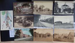 Beverloo - Camp - Lot De 10 Cartes Postales - 2 Scans - Militaria