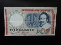 PAYS BAS : 10 GULDEN  23.3.1953    P 85     TTB+ * - [2] 1815-… : Koninkrijk Der Verenigde Nederlanden