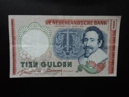 PAYS BAS : 10 GULDEN  23.3.1953    P 85     TTB+ * - [2] 1815-… : Kingdom Of The Netherlands