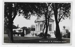SCEAUX - LE PARC - PAVILLON DE L' AURORE - FORMAT CPA NON VOYAGEE - Sceaux