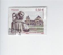 Personnalité Bernard De Clairvaux 4802 Oblitéré 2013 - Gebruikt