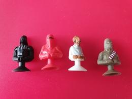 Figurine Plastiques Ventouses Star Wars - Non Classés