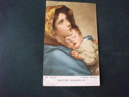 SANTINO HOLY PICTURE IMAIGE SAINTE MATER AMABILIS 408 FERRUZZINI C. MARIANA BARCELONA DEPOSITO LEGAL. 8. 36. - IV - Religione & Esoterismo