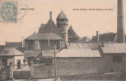 ARNAY-le-DUC. Ancien Château. Grande Fabrique De Limes - Arnay Le Duc