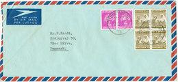 Bangladesh Air Mail Cover Sent To Denmark 22-7-1977 - Bangladesh