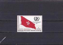 Orden De Malta Nº 246 - Sovrano Militare Ordine Di Malta