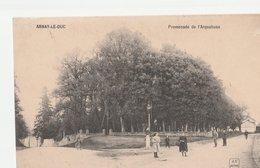 ARNAY-le-DUC. Promanade à L'Arquebuse - Arnay Le Duc