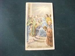 SANTINO HOLY PICTURE IMAIGE SAINTE ORAZIONE ALLO SPIRITO SANTO AR Z/29 - Religione & Esoterismo