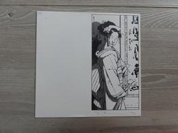 Michetz N° Signé - Ex-libris