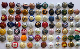 LOT DE 82 PLAQUES MUSELETS - Colecciones
