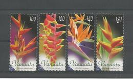 Vanuatu 2011 Strelitzia  Y.T. 1400/1412 (0) - Vanuatu (1980-...)
